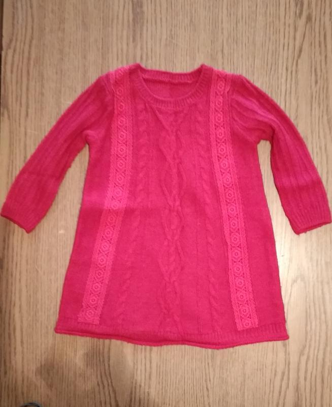 Платье 1-1/5 года, nutmeg, сост хор