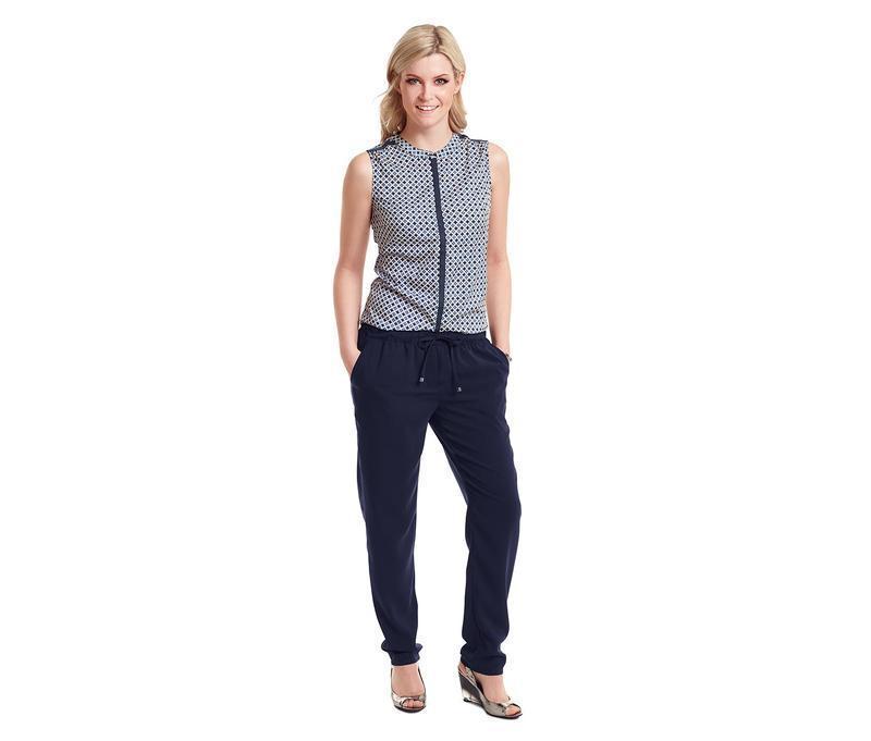 Стильная блузка от tchibo(германия) (44/46 евро), русский 50-52