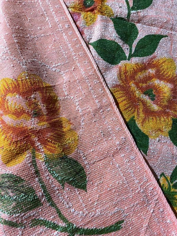 Тонкое махровое полотенце среднее - Фото 3