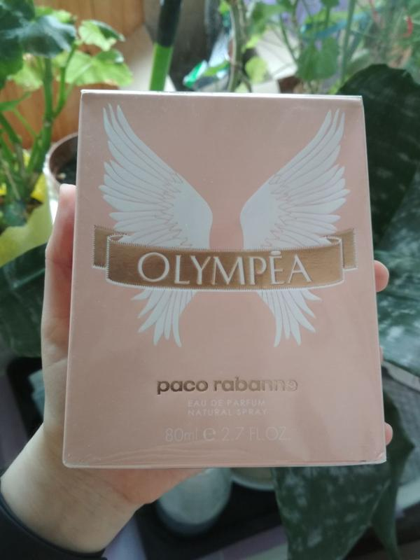 Paco Rabanne Olympea 80 мл EDP парфюмированная вода духи женские
