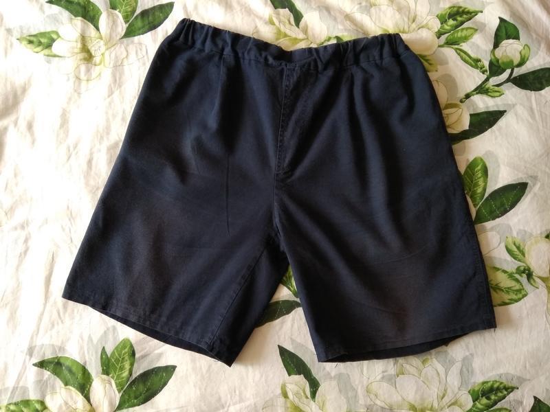 Мужские шорты бриджи капри cotton m 46 48 next - Фото 2