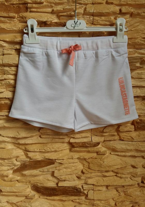 Короткие шортики lulu castagnette (франция) на 10 лет (размер ... - Фото 2