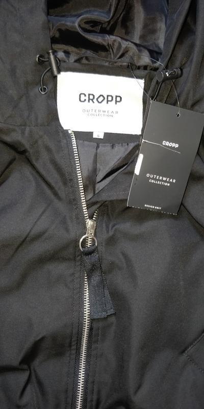 !продам новую женскую демисезонную куртку ветровку бомбер с ка... - Фото 4