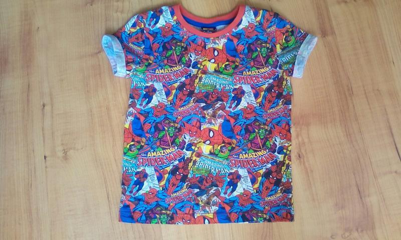 Классная футболка с супергероями на 3-4 лет - Фото 2