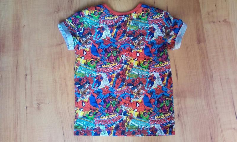 Классная футболка с супергероями на 3-4 лет - Фото 3