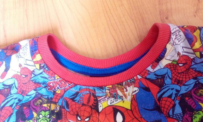 Классная футболка с супергероями на 3-4 лет - Фото 5