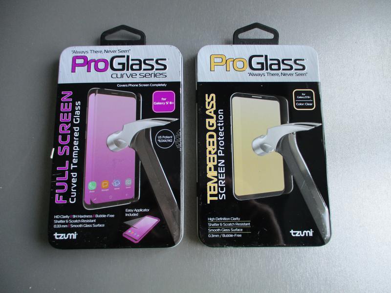 Фирменное Tzumi защитное стекло для Samsung Galaxy S8 Plus + G955
