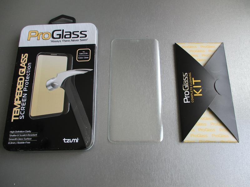 Фирменное Tzumi защитное стекло для Samsung Galaxy S8 Plus + G955 - Фото 3