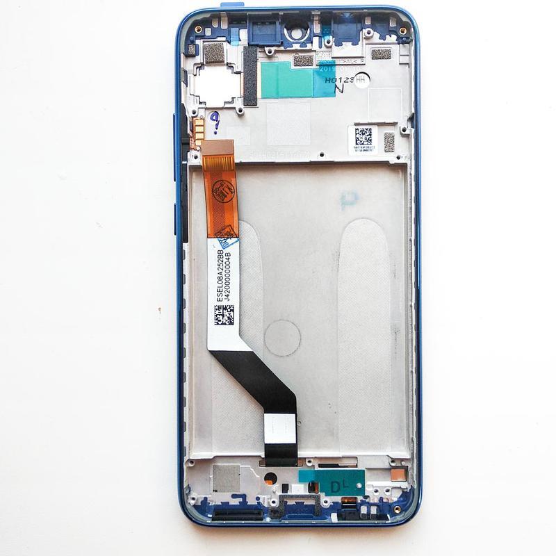 Xiaomi Redmi Note 7  дисплейный модуль в рамке, экран - Фото 2