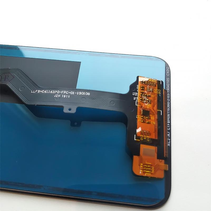 ZTE Blade A7 2019  дисплейный модуль (экран + тачскрин) модель - Фото 2