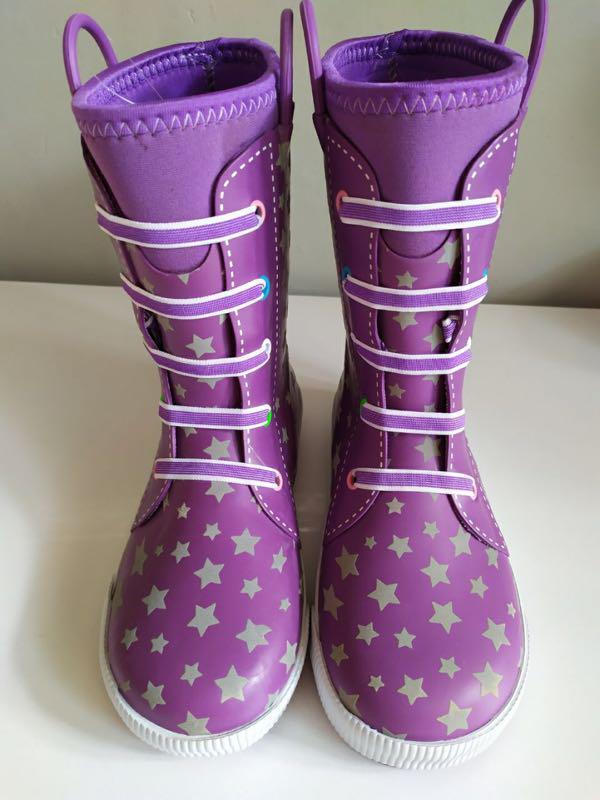 Гумові чоботи (резиновые сапоги)