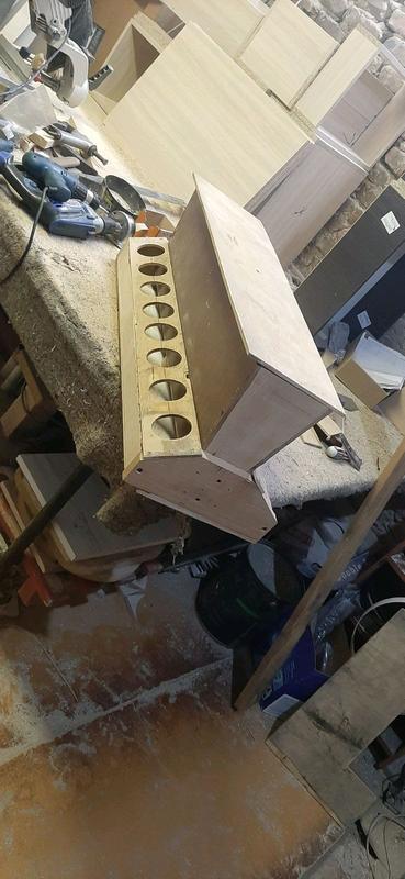 Бункерна кормушка