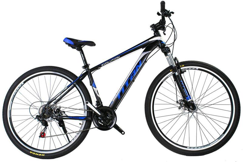 "Велосипед Titan evolution 26"" - Фото 3"