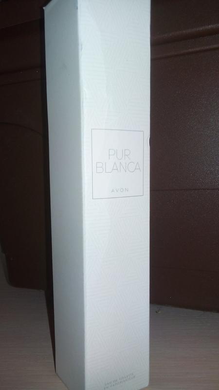 Туалетна вода pur blanca {50 мл} avon