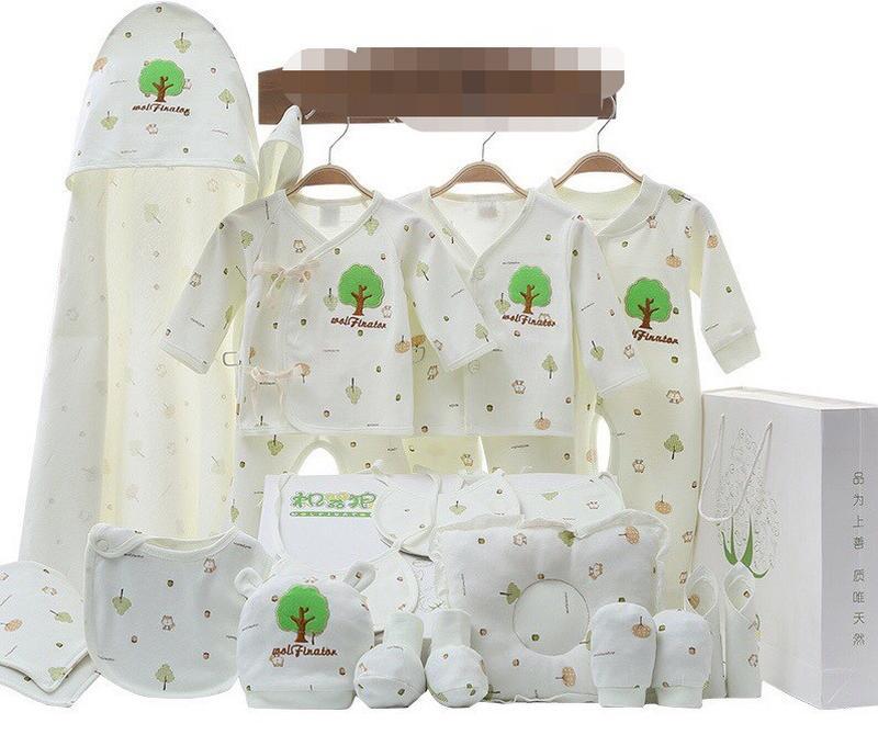Набор для новорожденных 20 предметов на 3-6 месяцев ХЛОПОК 100%
