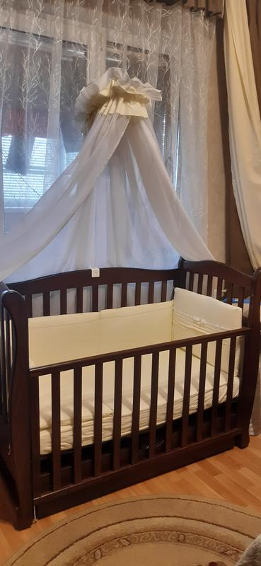 Дитяче ліжечко Соня-ЛД-15 ТМ Верес