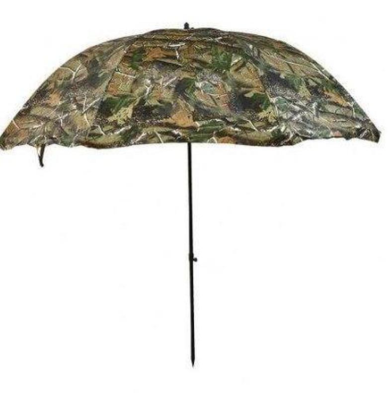 Зонт палатка для рыбалки окно d2.2м SF23817 Дубок Хаки/Зелёный - Фото 4