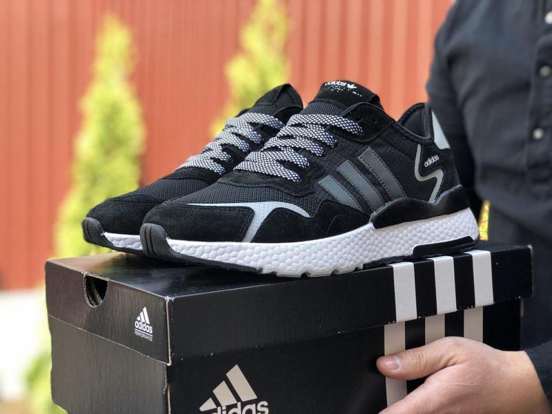 Adidas nite jogger boost - Фото 4