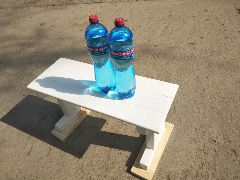 Столик для кровати. Скандинавский стиль - Фото 5