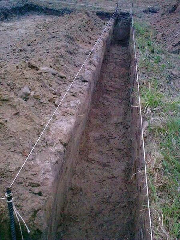 Копка земляные демонтажные работы сливные ямы демонтаж траншеи - Фото 2