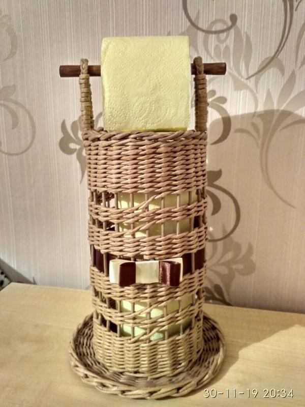 Органайзер для туалетной бумаги