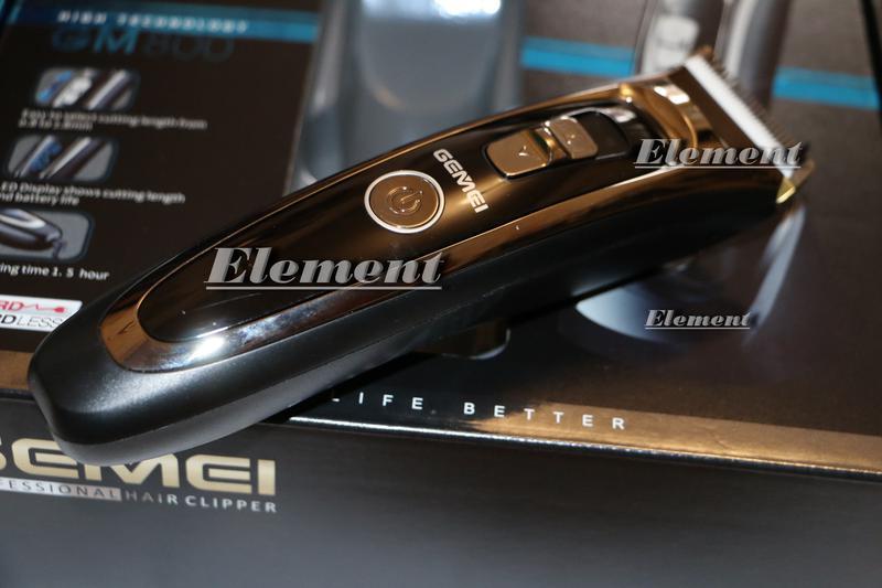 Профессиональная машинка для стрижки gemei - Фото 4