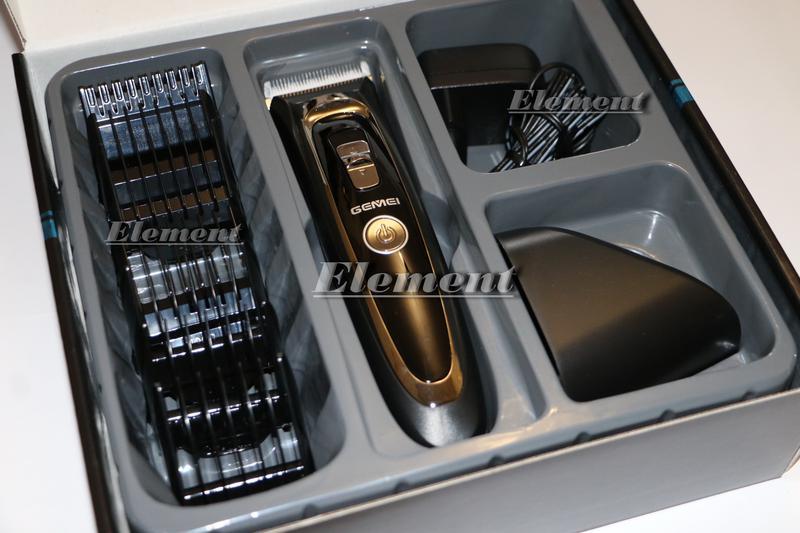 Профессиональная машинка для стрижки gemei