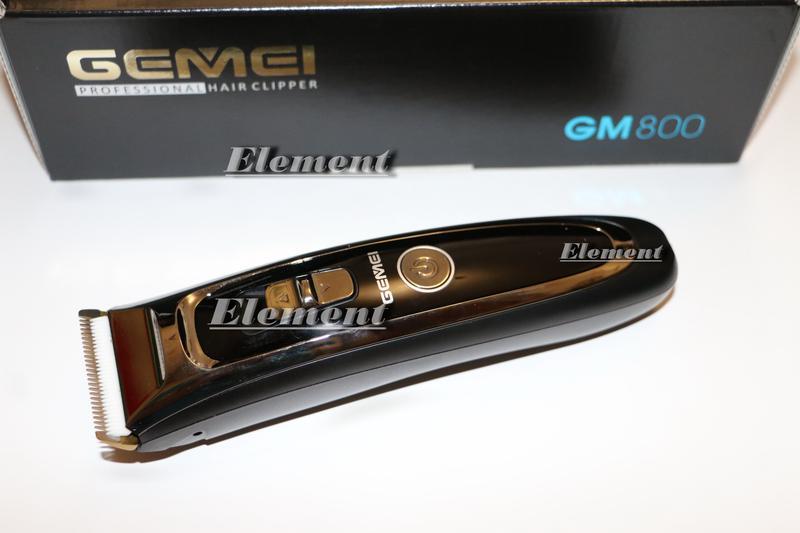 Профессиональная машинка для стрижки gemei - Фото 5