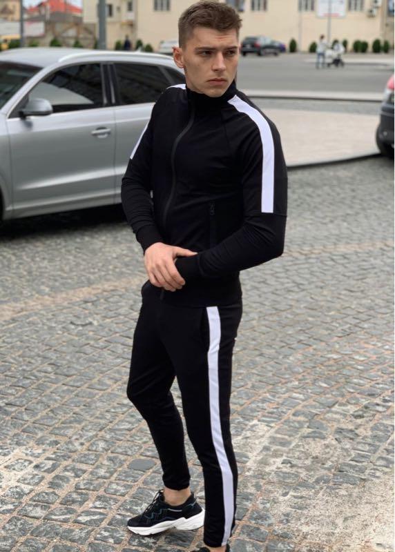 Мужской спортивный костюм - Фото 2
