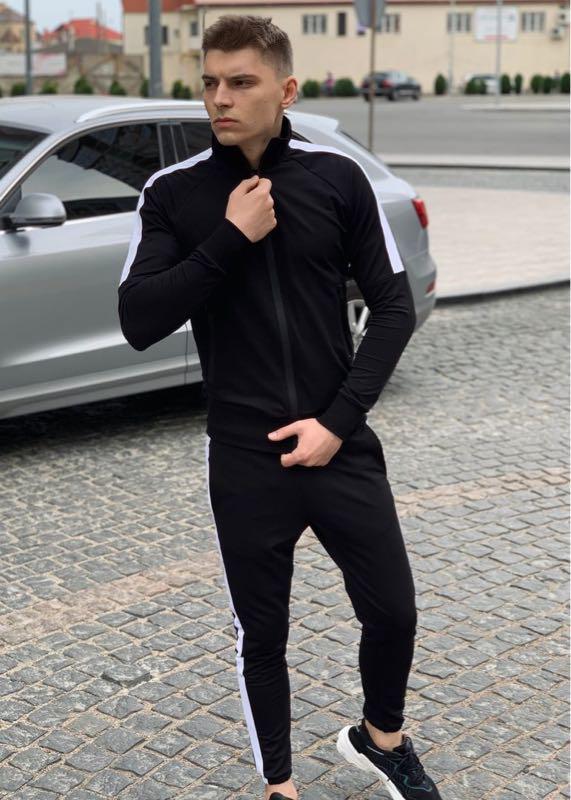 Мужской спортивный костюм - Фото 3