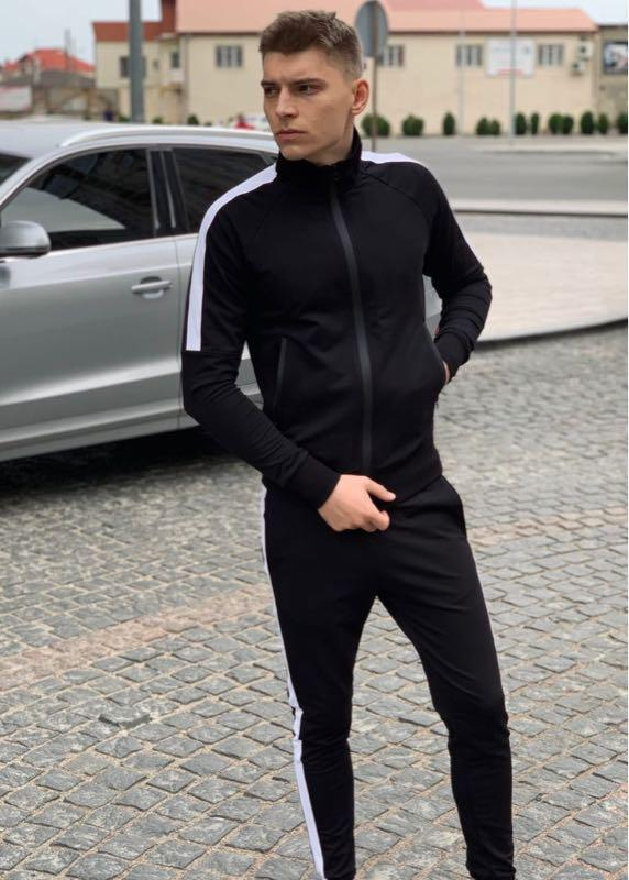 Мужской спортивный костюм - Фото 4