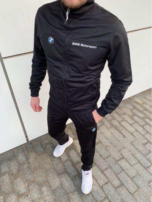 Мужской спортивный костюм BMW - Фото 3