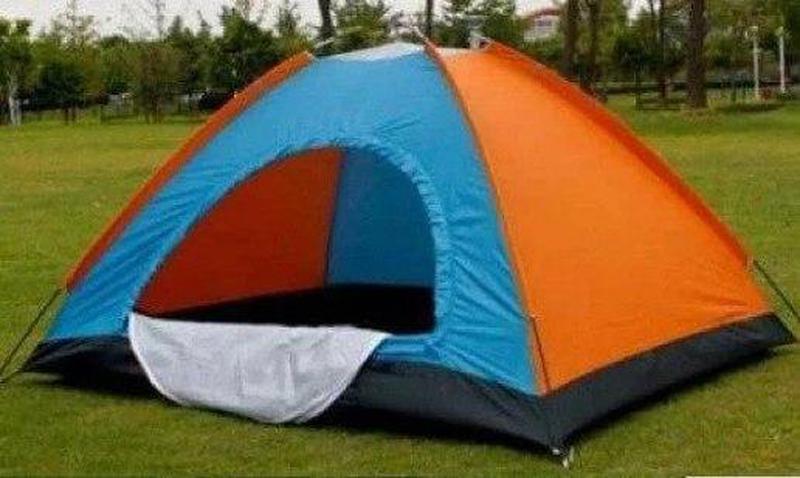 Палатка туристическая двухместная Stenson R17760 2х1.5х1.1 м,