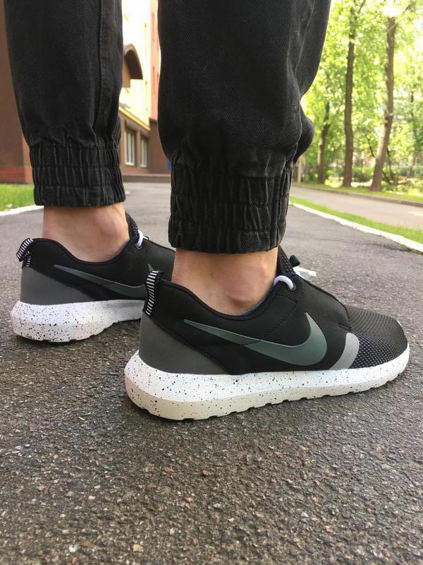 Мужские кроссовки Nike Roshe Run - Фото 3