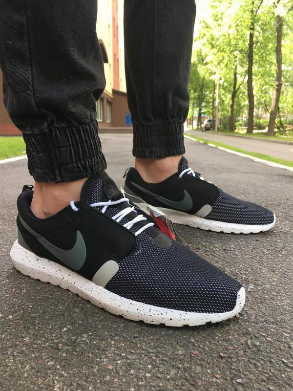 Мужские кроссовки Nike Roshe Run - Фото 2