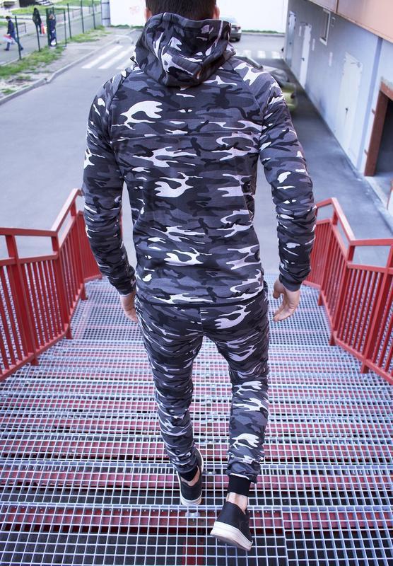 Топовый мужской спортивный костюм - Фото 2