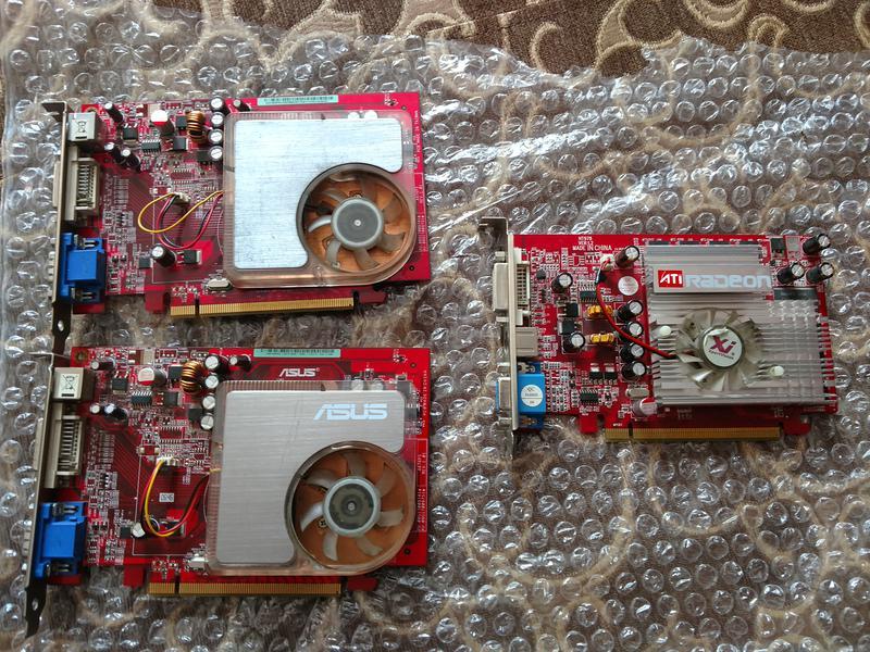 Видеокарты Radeon для ПК