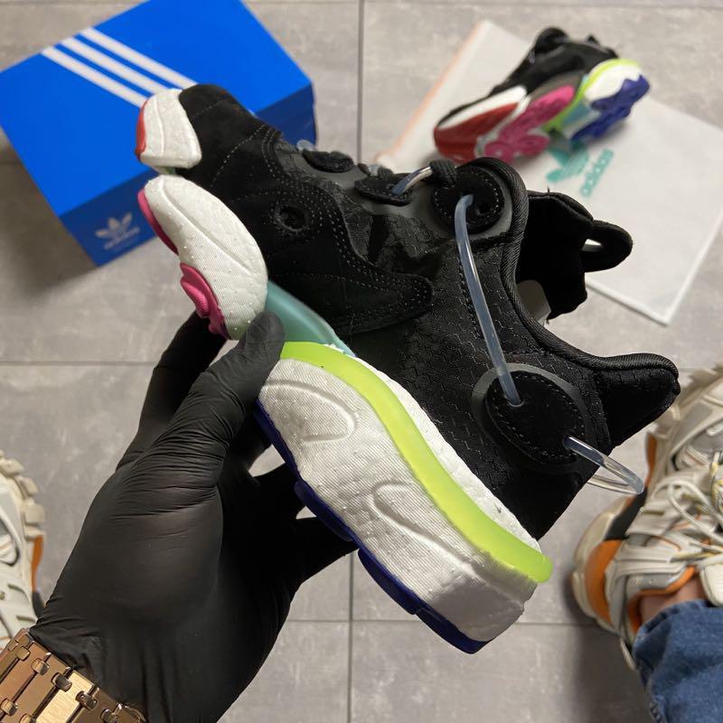 Adidas Originals Torsion X Black (Чёрный) - Фото 6