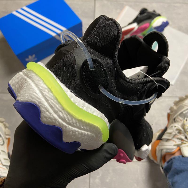 Adidas Originals Torsion X Black (Чёрный) - Фото 7