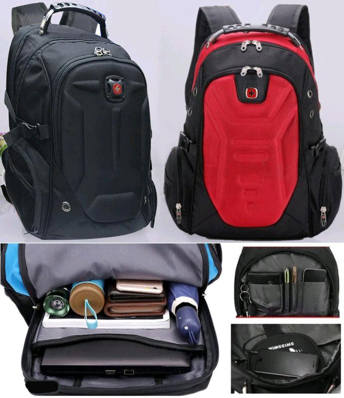 Городской рюкзак Swissgear Wenger 7655 + чехол
