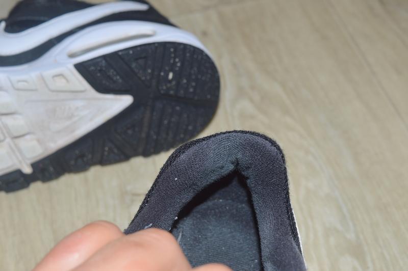 Nike air max черные женские кроссовки кожа оригинал осень весн... - Фото 4