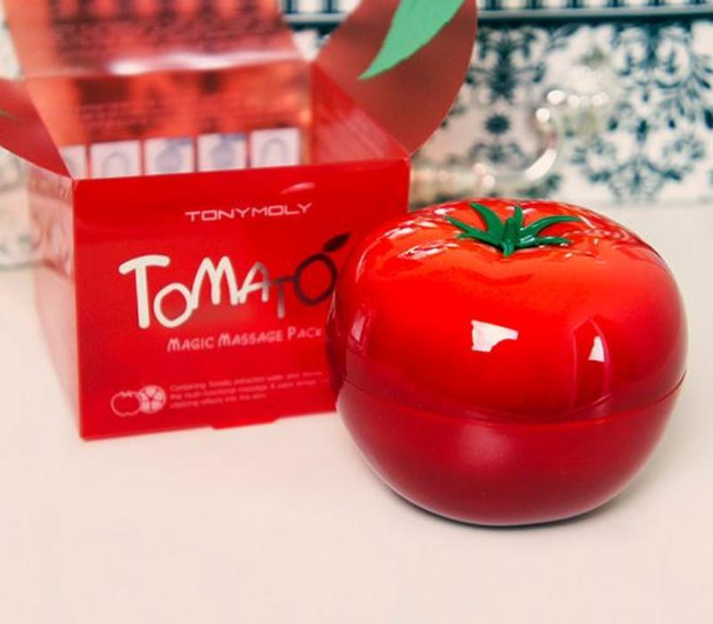 Маска с экстрактом томатов tony moly tomatox magic massage pac...