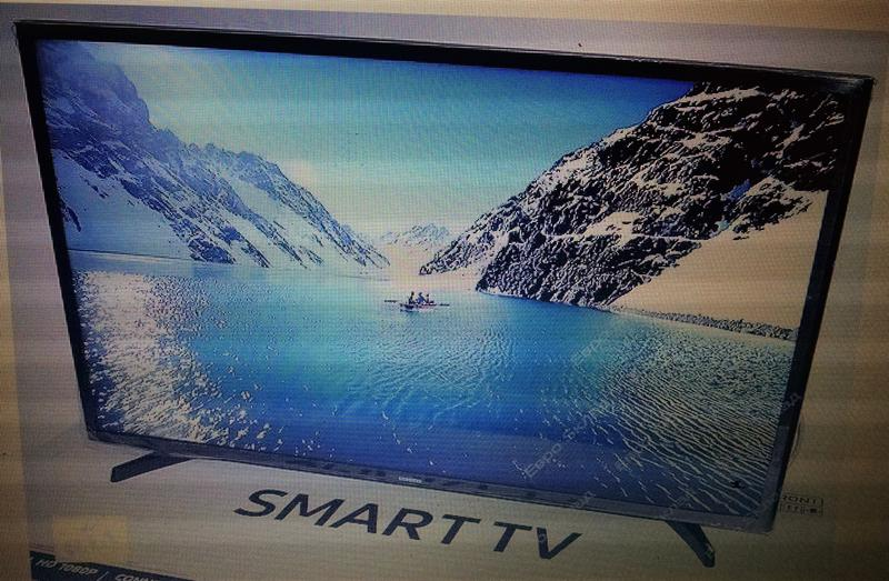 "Продам LED Телевизор Реплика Samsung 40"" SMART TV,DVB-T2 4018S W"