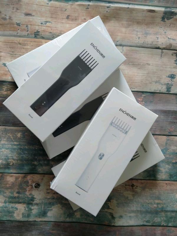 Беспроводная машинка/триммер для стрижки волос/бороды. Подарок - Фото 7