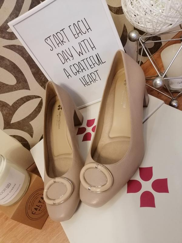 Стильные туфли. натуральная кожа nine west - Фото 2