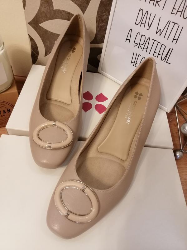 Стильные туфли. натуральная кожа nine west - Фото 3