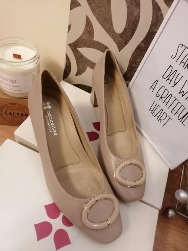 Стильные туфли. натуральная кожа nine west - Фото 5