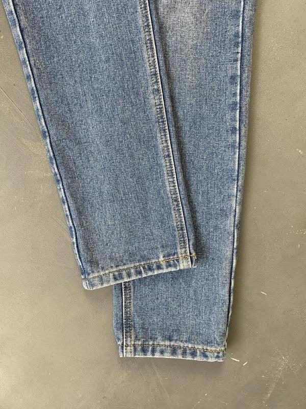 Новые джинсы мом / момы высокая посадка. - Фото 4