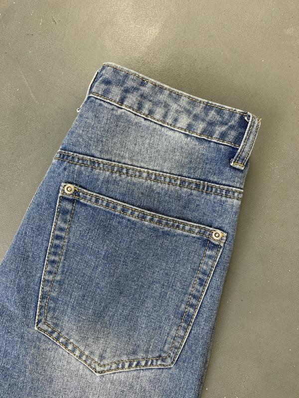 Новые джинсы мом / момы высокая посадка. - Фото 6