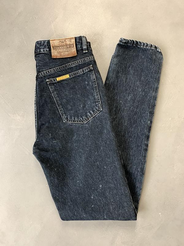 Новые джинсы мом момы высокая посадка edwin. - Фото 4